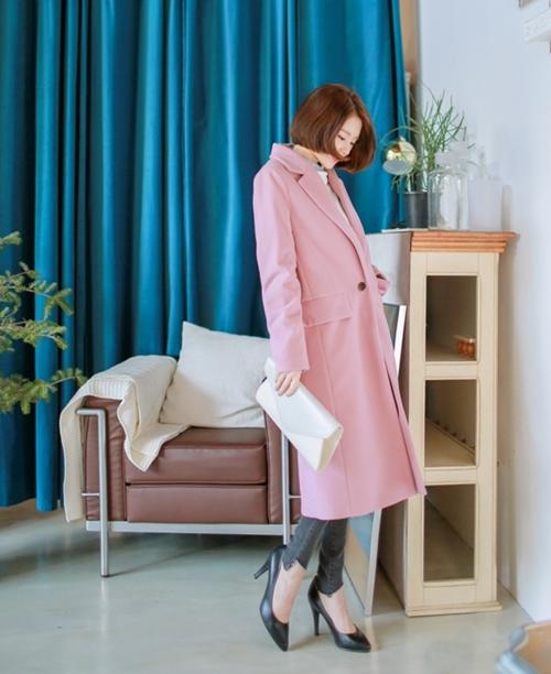 12 chiếc áo khoác màu pastel đẹp đến không thể chối từ - hình ảnh 1