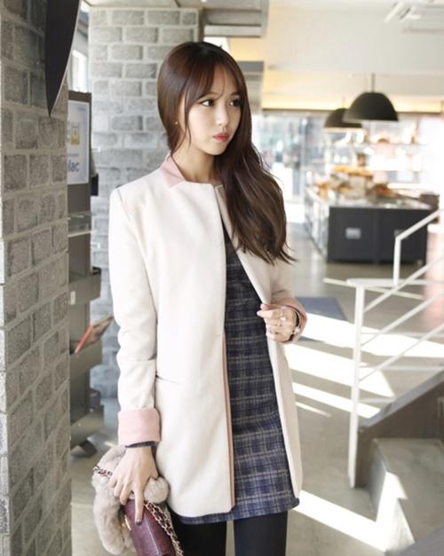 12 chiếc áo khoác màu pastel đẹp đến không thể chối từ - hình ảnh 3
