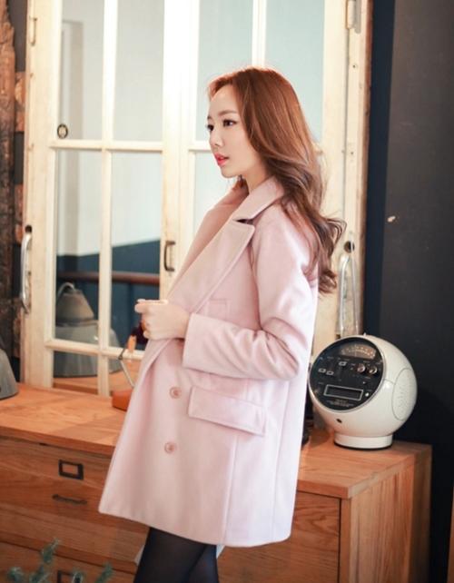 12 chiếc áo khoác màu pastel đẹp đến không thể chối từ - hình ảnh 6