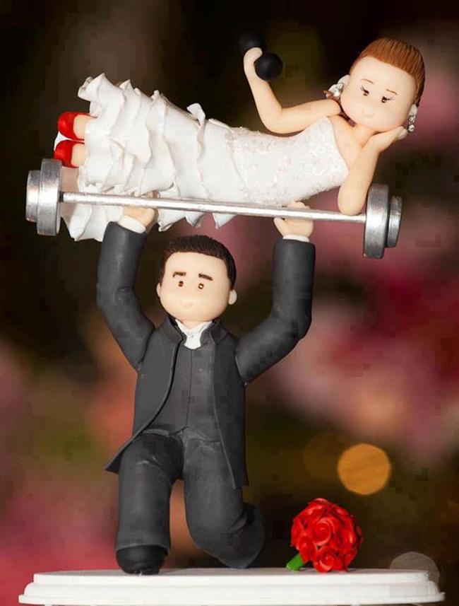 Những chiếc bánh cưới bá đạo 'khó đỡ' nhất - hình ảnh 2