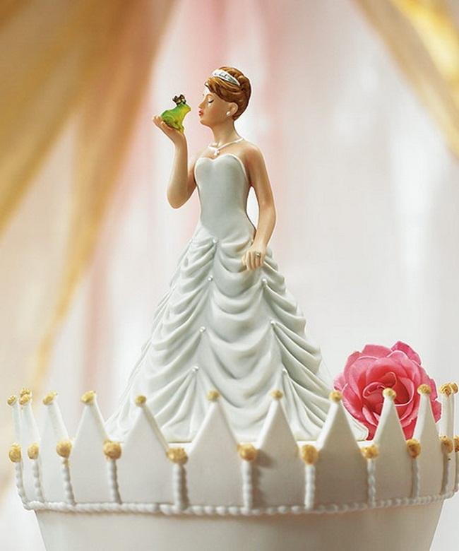 Những chiếc bánh cưới bá đạo 'khó đỡ' nhất - hình ảnh 4