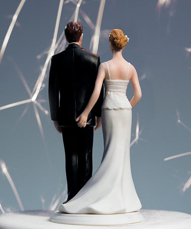 Những chiếc bánh cưới bá đạo 'khó đỡ' nhất - hình ảnh 10