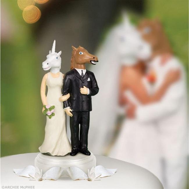 Những chiếc bánh cưới bá đạo 'khó đỡ' nhất - hình ảnh 7