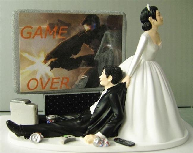 Những chiếc bánh cưới bá đạo 'khó đỡ' nhất - hình ảnh 9