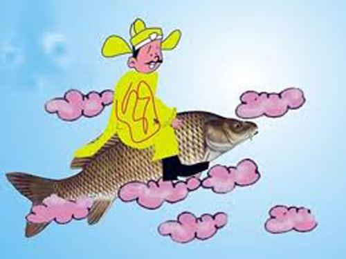 Cách thả cá chép cúng ông Táo đúng ý nghĩa tâm linh - hình ảnh 1
