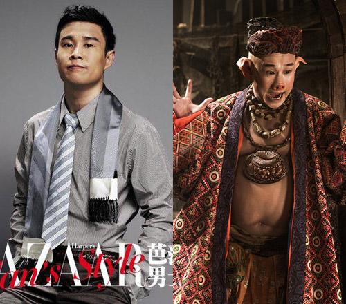 Bất ngờ với dàn diễn viên toàn mỹ nam của 'Tây Du Ký 2′ - hình ảnh 4