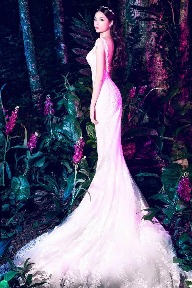 Kỳ Duyên được mời dự thi Hoa hậu Trái đất - hình ảnh 1