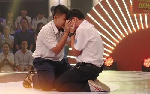 Bất ngờ cặp học sinh '150 triệu' khiến Trấn Thành nức nở - hình ảnh 2