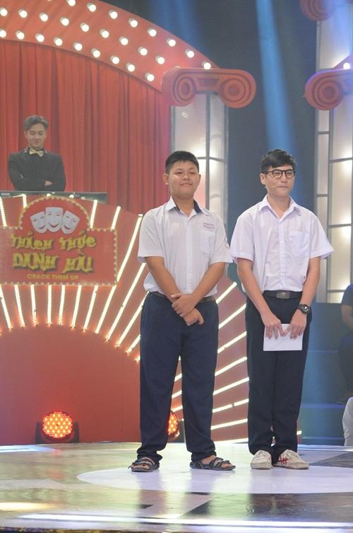 Bất ngờ cặp học sinh '150 triệu' khiến Trấn Thành nức nở - hình ảnh 3