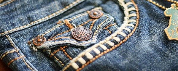 Túi nhỏ xíu trên quần jean dùng để đựng gì? - hình ảnh 1