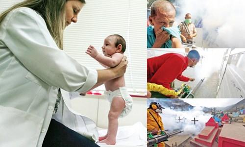 Lo ngại virus Zika vào Việt Nam dịp Tết - hình ảnh 1