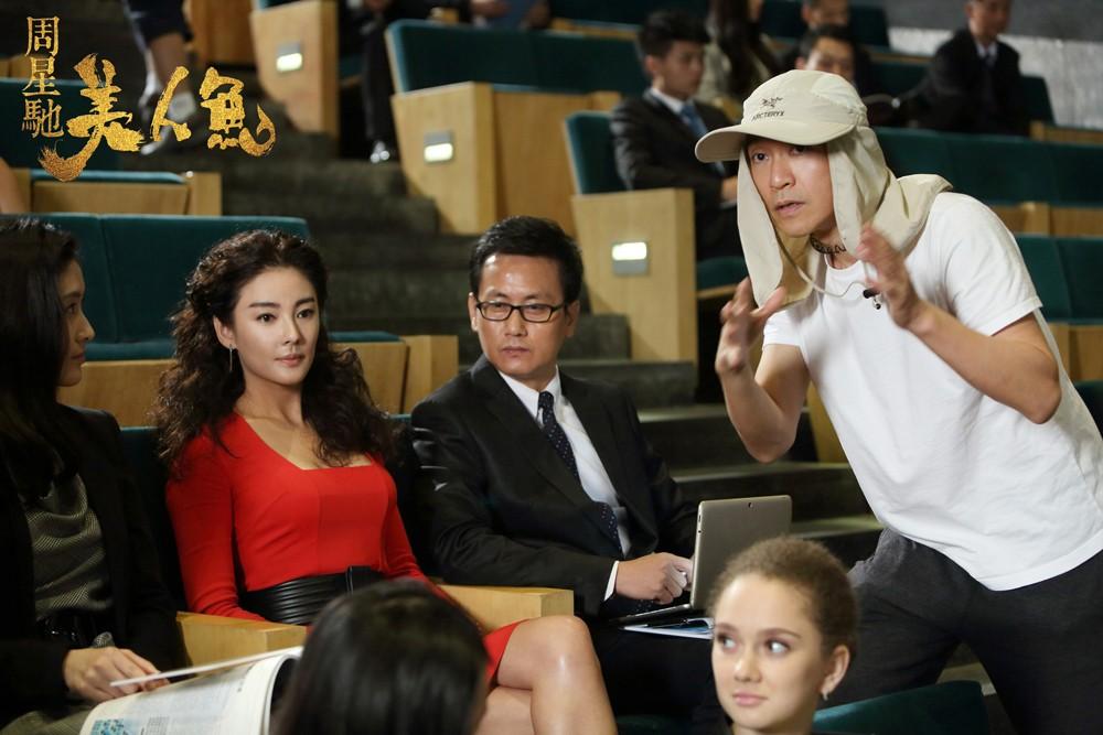 Châu Tinh Trì không hài lòng bất kỳ 'đứa con đẻ nào' - hình ảnh 1