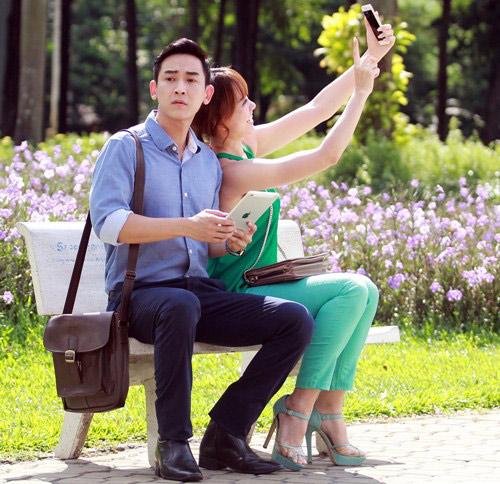 Điểm mặt bạn diễn toàn trai đẹp của Hari Won - hình ảnh 5