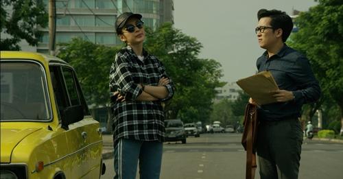 Angela Phương Trinh tình tứ với Trường Giang - hình ảnh 3