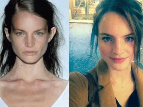 Cựu người mẫu nổi tiếng kể về nạn ép cân kinh hoàng - hình ảnh 1