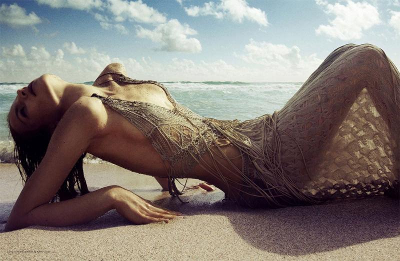 Cựu người mẫu nổi tiếng kể về nạn ép cân kinh hoàng - hình ảnh 3