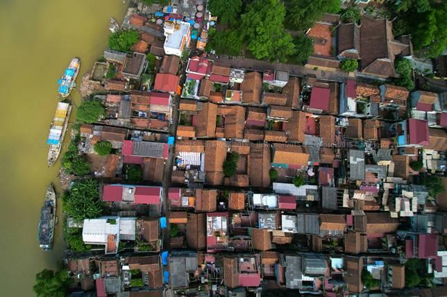 Bộ ảnh tuyệt đẹp về Việt Nam nhìn từ trên cao - hình ảnh 1