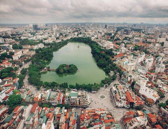 Bộ ảnh tuyệt đẹp về Việt Nam nhìn từ trên cao - hình ảnh 11