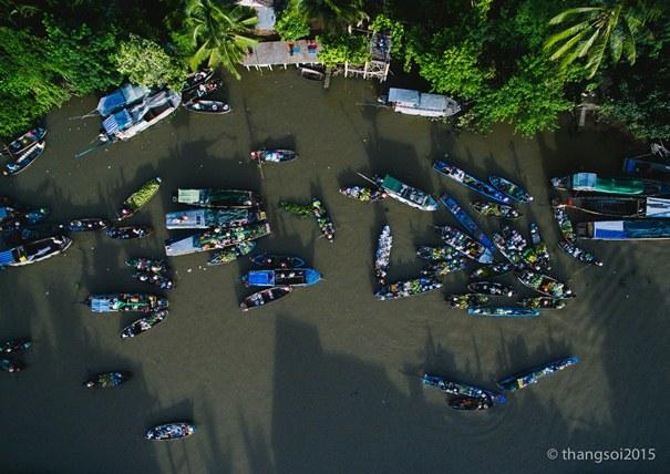 Bộ ảnh tuyệt đẹp về Việt Nam nhìn từ trên cao - hình ảnh 12