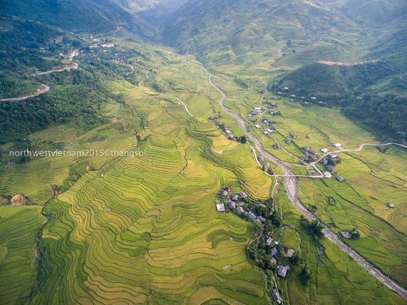 Bộ ảnh tuyệt đẹp về Việt Nam nhìn từ trên cao - hình ảnh 13