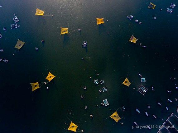 Bộ ảnh tuyệt đẹp về Việt Nam nhìn từ trên cao - hình ảnh 16