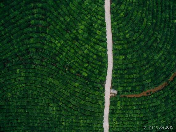 Bộ ảnh tuyệt đẹp về Việt Nam nhìn từ trên cao - hình ảnh 17