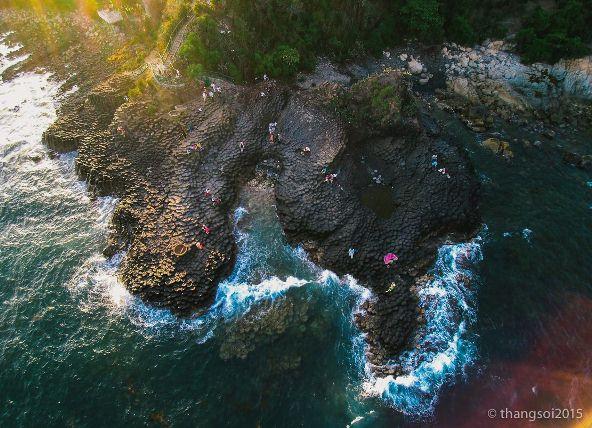 Bộ ảnh tuyệt đẹp về Việt Nam nhìn từ trên cao - hình ảnh 6