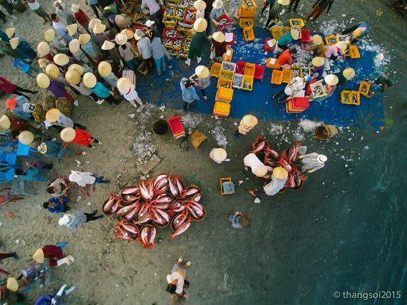Bộ ảnh tuyệt đẹp về Việt Nam nhìn từ trên cao - hình ảnh 8