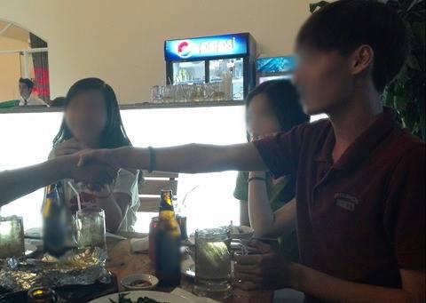 Kiều nữ nhậu thuê: Nghề mới ở Sài thành - hình ảnh 2