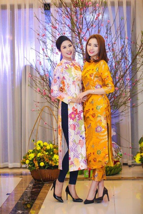 Hoa hậu Kỳ Duyên xuống tóc rộn ràng đón năm mới - hình ảnh 7