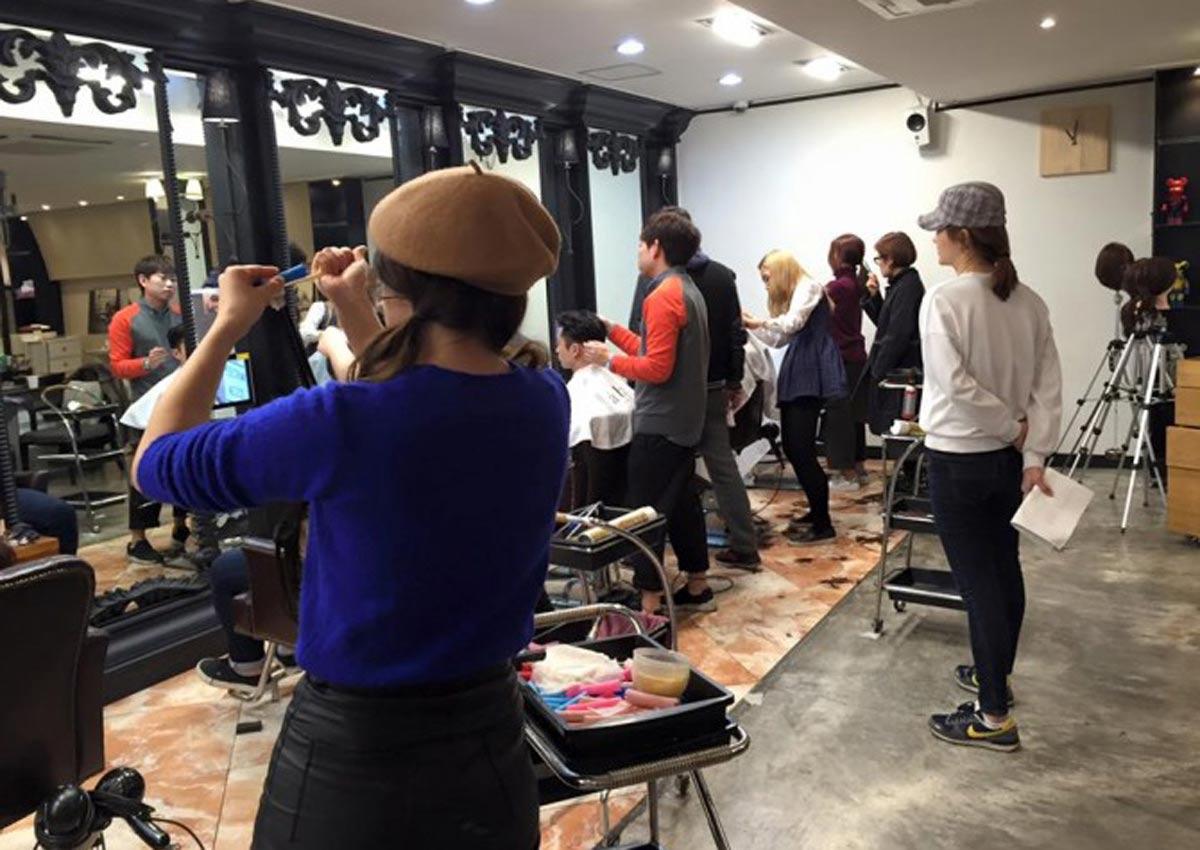 Giá làm tóc đắt 'cắt cổ' ở quận nhà giàu Hàn Quốc - hình ảnh 4