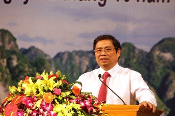 Ông Phạm Minh Chính làm Trưởng ban tổ chức T.Ư - hình ảnh 1
