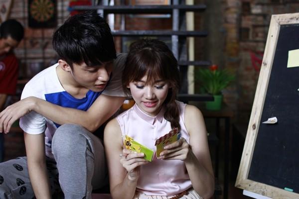 Dấu ấn đặc biệt của Hari Won trước khi yêu Trấn Thành - hình ảnh 13