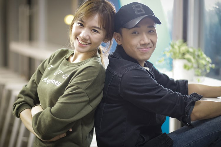Dấu ấn đặc biệt của Hari Won trước khi yêu Trấn Thành - hình ảnh 20