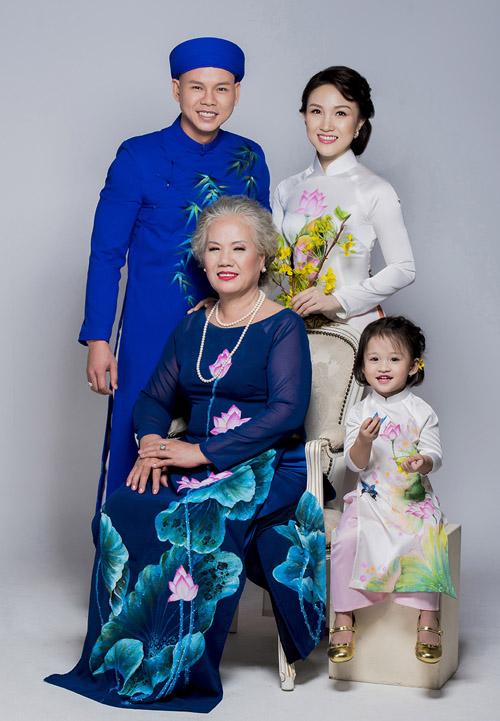 Con gái thiên thần ngọt ngào hôn bố Phan Đinh Tùng - hình ảnh 7