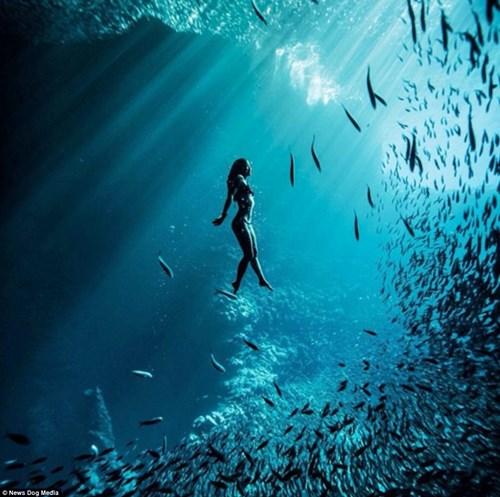 Nữ ngư dân quyến rũ giết bạch tuộc bằng răng - hình ảnh 9