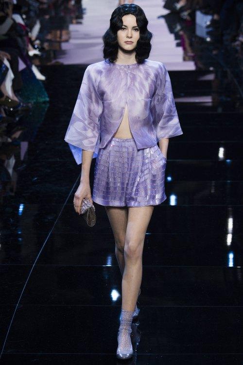 Armani biến váy ngủ thành thời trang cao cấp - hình ảnh 11