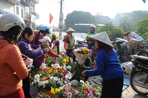 Đi chợ phiên Đông Biên lớn nhất cuối cùng trong năm - hình ảnh 5