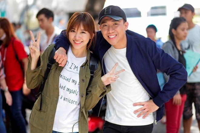 Clip Trấn Thành xin lỗi khán giả vì nụ hôn với Hari Won - hình ảnh 4
