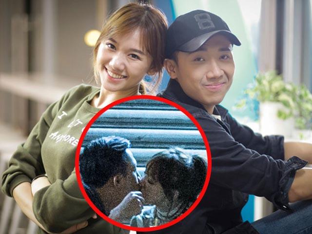 Clip Trấn Thành xin lỗi khán giả vì nụ hôn với Hari Won - hình ảnh 2
