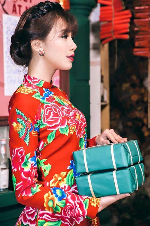 3 trang phục khiến chị em Việt mê mệt khi xuân về - hình ảnh 7