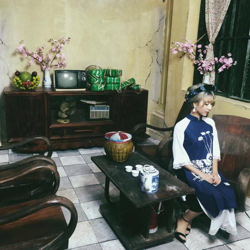 3 trang phục khiến chị em Việt mê mệt khi xuân về - hình ảnh 8