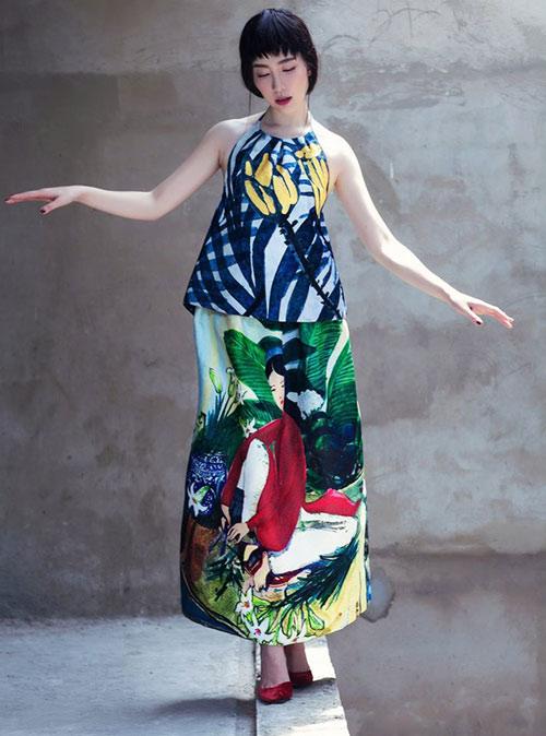 3 trang phục khiến chị em Việt mê mệt khi xuân về - hình ảnh 16