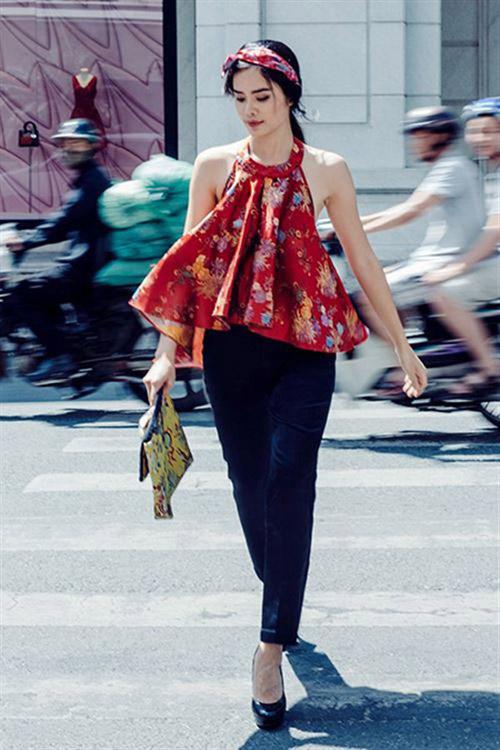 3 trang phục khiến chị em Việt mê mệt khi xuân về - hình ảnh 17