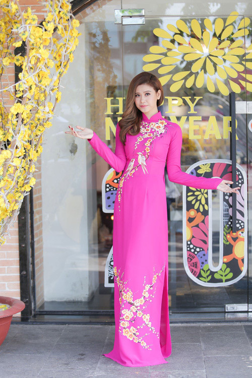 3 trang phục khiến chị em Việt mê mệt khi xuân về - hình ảnh 4