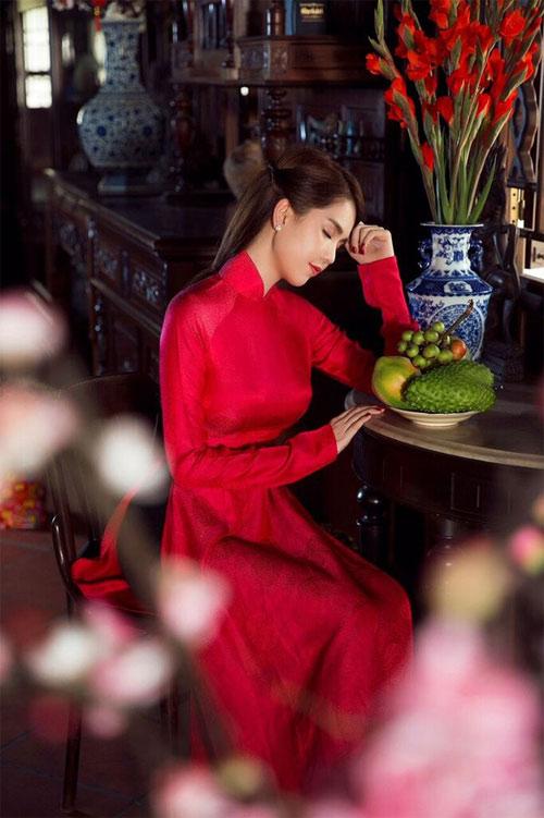3 trang phục khiến chị em Việt mê mệt khi xuân về - hình ảnh 2