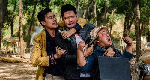 'Lộc Phát': Phim hành động hài 'hot' ngày Tết - hình ảnh 2