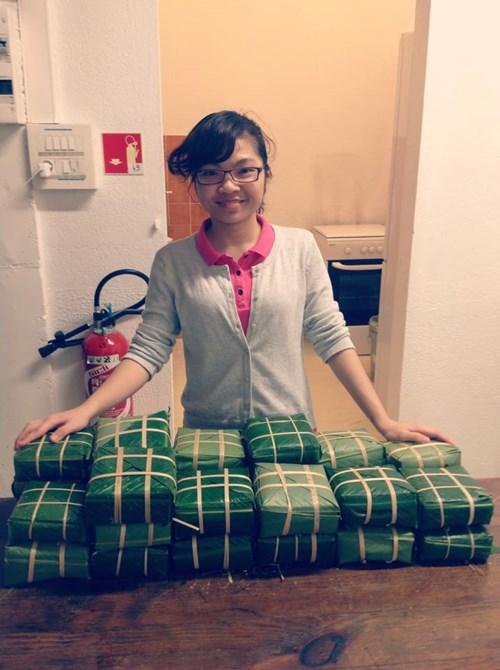 Du học sinh Việt và trải nghiệm ăn tết xứ người - hình ảnh 2