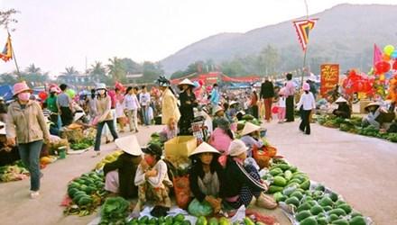 Độc đáo chợ cầu duyên ở Bình Định - hình ảnh 1