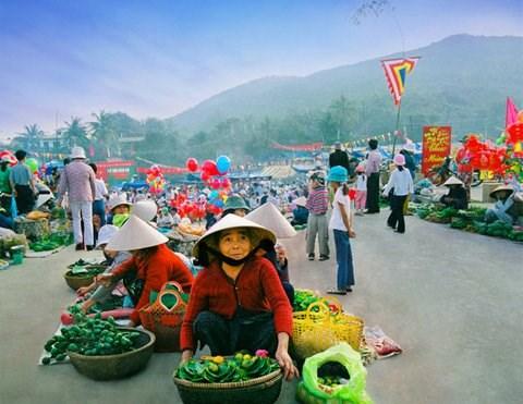 Độc đáo chợ cầu duyên ở Bình Định - hình ảnh 2